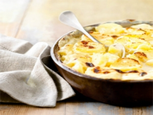 How to make Potatoes Au Gratin