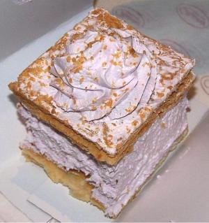 Ghirardelli Square Cake