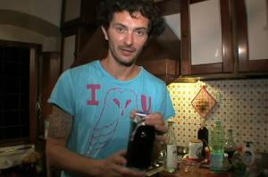 Italian Fresh Plum Jam