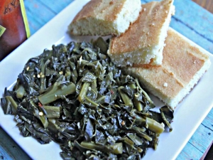 Vegetarian Southern Collard Greens