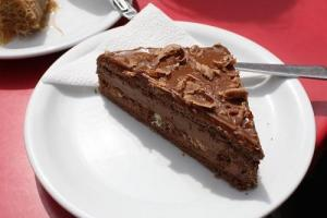 Blum's Coffee-Toffee Pie
