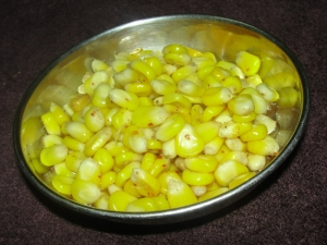 Tangy Corn Masala