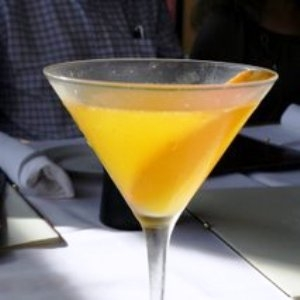 Exotic Mango Martini