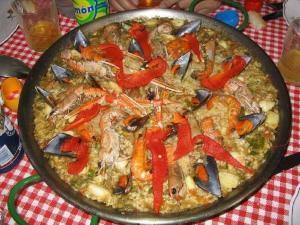 Paella A La Barcelonesa
