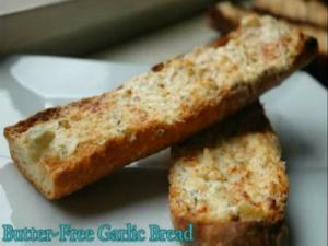 Butter Free Garlic Bread