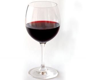 Red Wine for Women's Waistline
