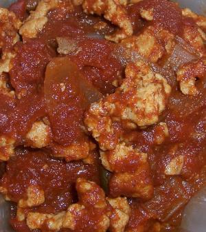 Hearty Chicken Chili