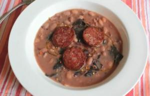 Cotechino Sausage with Beans