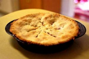 Two Crust Apple Pie