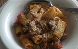American Chop Suey or American Goulash or Macaroni Goulash