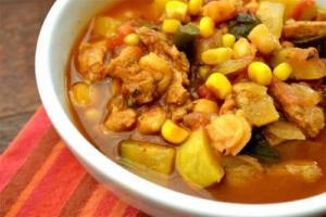 Hominy Soup