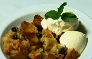 Lemon Bread Pudding : Emeril Lagasse