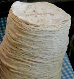 White Corn Tortillas