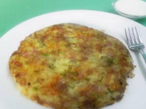Potato Rosti by Tarla Dalal