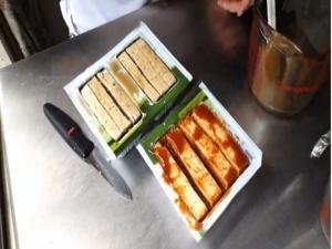 Genius Tofu Marinating Tip