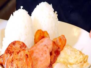 Hawaiian Grown Kitchen - Cajun Fish Jambalaya & Big Breakfast - Segment 3