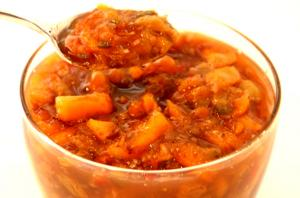 Peach Or Pear Chutney
