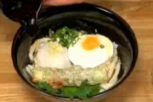 Japanese Bukkake Udon