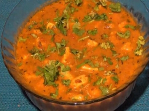 Paneer Tikka Masala - Marinated Indian Cheese Curry
