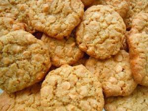 Butterscotch Chip Oatmeal Cookies