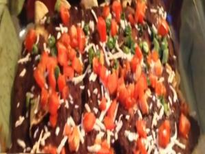 Black Bean Enchiladas with Chipotle Cream Sauce