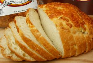 Potato Cheese Bread