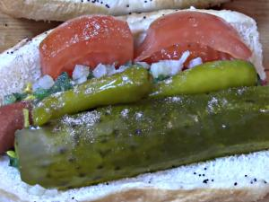 How to Build a Chicago Style Hot Dog