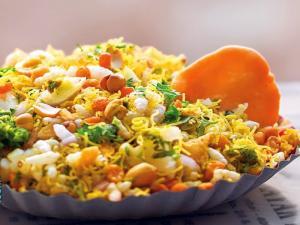 Sukha Bhel by Tarla Dalal