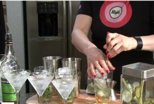 Bijou Cocktail Three Way