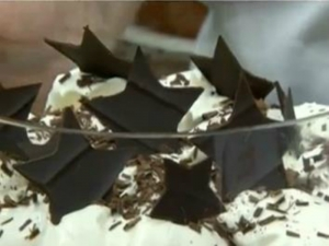 How To Make A Black Forest Trifle - Part 1