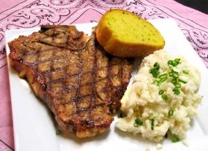 Chef's Special Mashed Potatoes with Horseradish