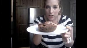 Cooking with Jess - Protein Cake