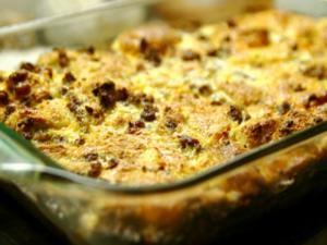 Beef and Spinach Gratin