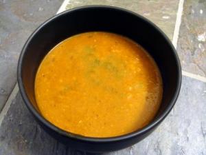 White Mulligatawny Soup