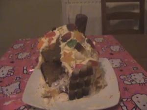 Giant Cupcake House