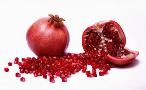 Pomegranate for blocked arteries