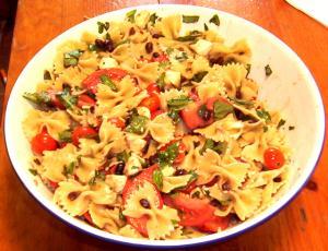 Holiday pasta salad recipes