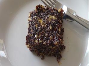 Spicy Quinoa Cake (Pastel de Quinoa)