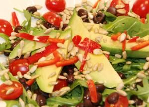 Aphrodisiac Salad