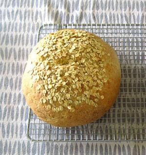 Honey Oat Loaf