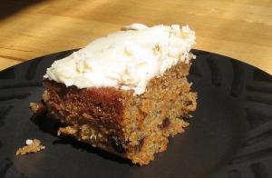 Almond Carrot Cake
