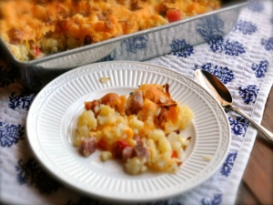 Glorified Hash Brown Casserole