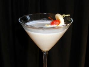 Sweet Monkey Martini