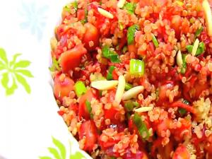 Quinoa Salad - A Perfect Protein Meal