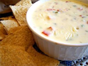 Salsa and Cream Cheese Dip