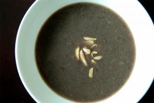 Bean and Sesame Soup