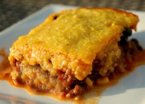 International Tamale Pie