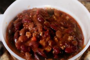 Hot Texas Chili