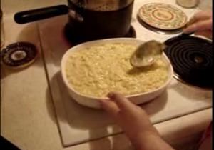 Home Style Macaroni And Cheese Putting Together Part 4