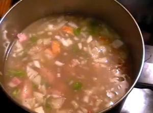 Easy Fifteen Bean Soup